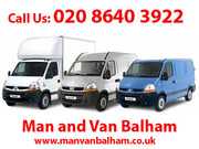 Man and Van Balham offer professional and reliable Balham removal serv