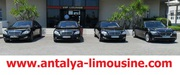 Antalya G20 Summit English Speaker Driver Chauffeur Hire