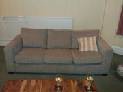 2 x three seater sofas - only 5 month old!